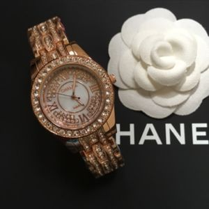Chanel Watch ROSE GOLD